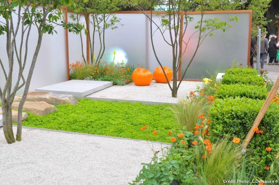 les 12 rgles dor pour amnager un petit jardin - Amenagement D Un Petit Jardin De Ville