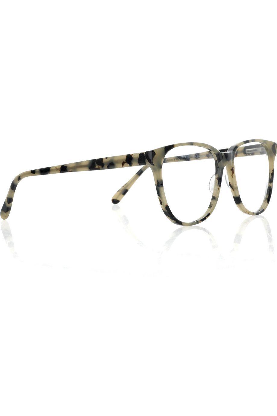 Prism\'s tortoiseshell acetate D-frame optical glasses | Sun Shy ...