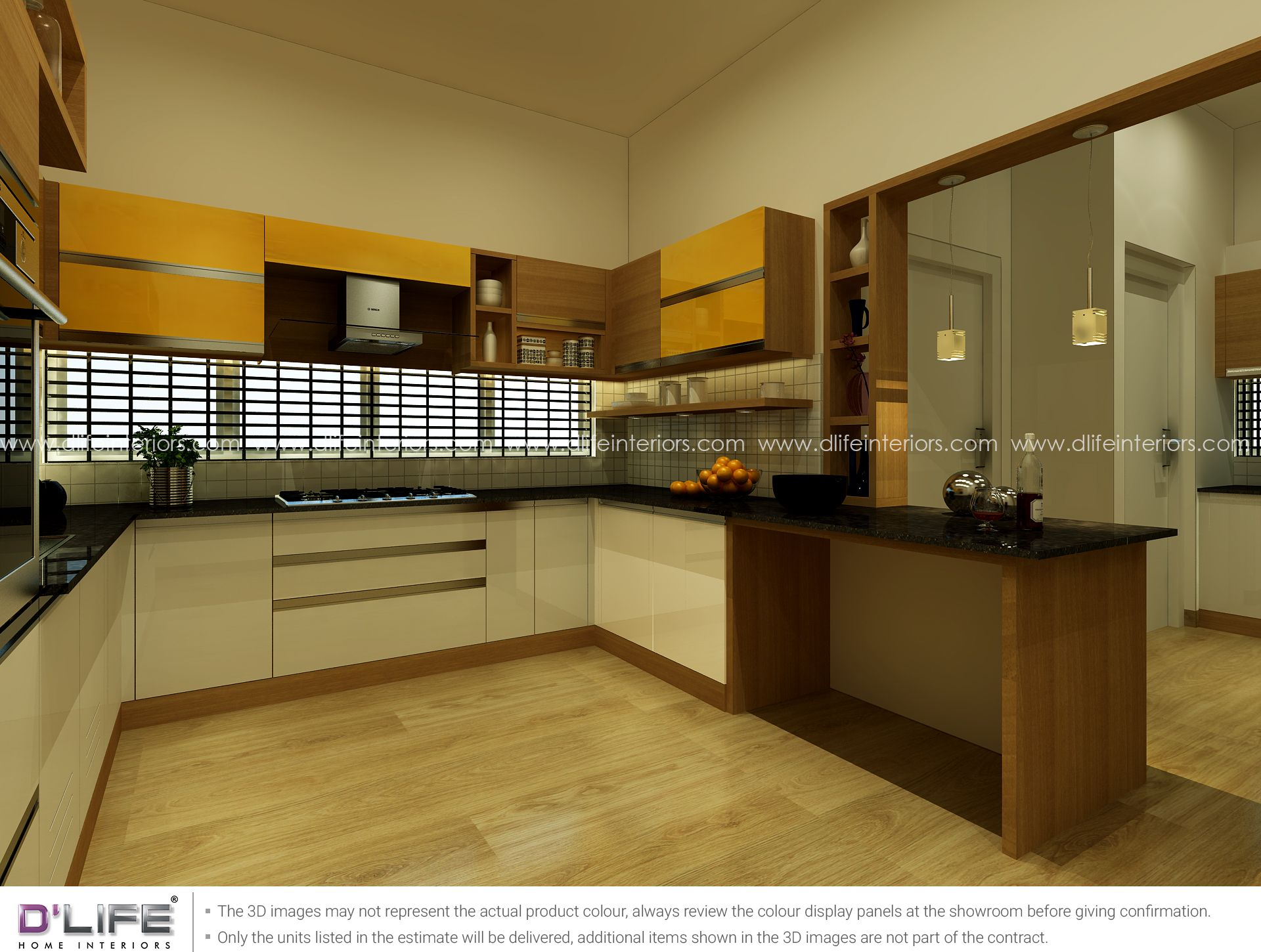 Best Let This Pretty And Practical Kitchen Inspire Your Own 400 x 300