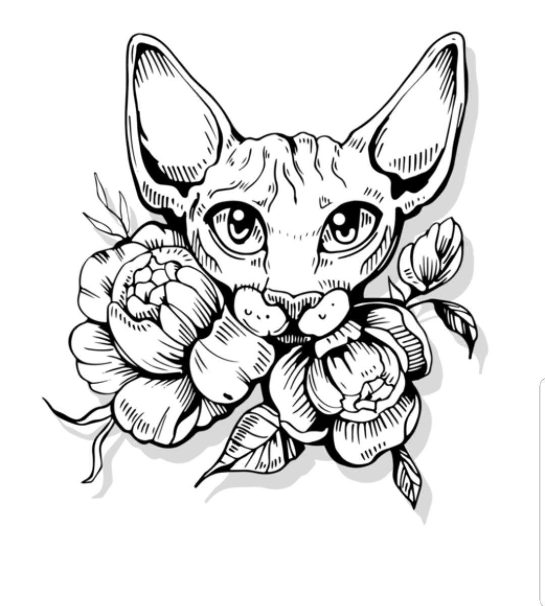 Pin by Briyanna Carroll on Color Me Sane   Animal tattoo ...