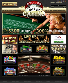 Moneystorm Casino Reviews & Ratings by Real Players