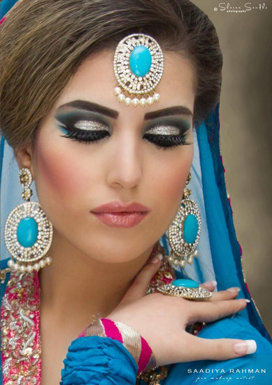 Saadiya Rahman Pro Makeup Artist Bridal, Party