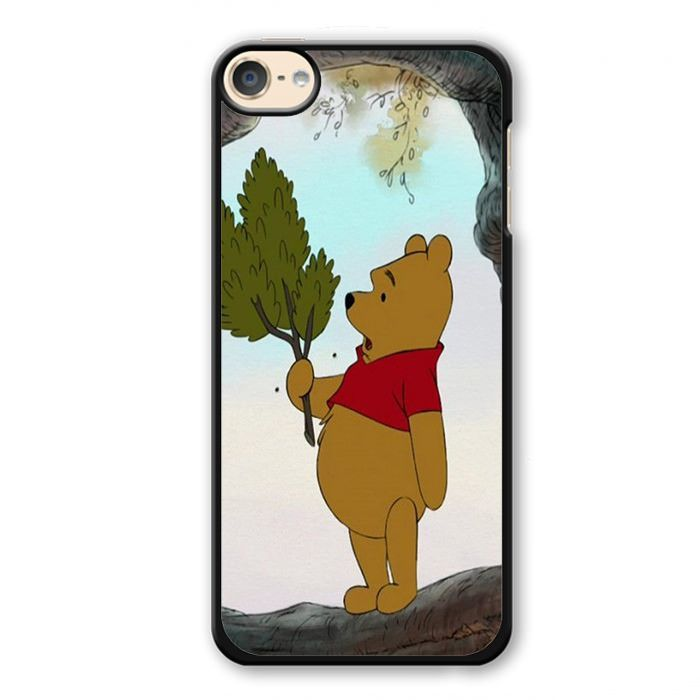 Winnie The Pooh Shock Phonecase Cover Case For Apple Ipod 4 Ipod 5 Ipod 6