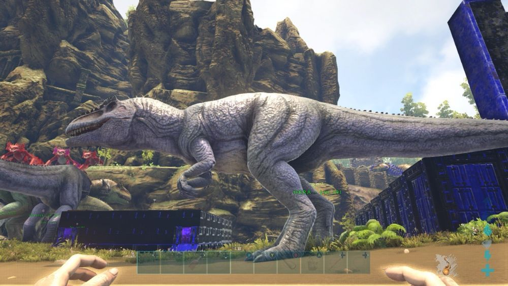 MUTATED LAVENDER GIGA *ARK SURVIVAL EVOLVED PVE XBOX ONE