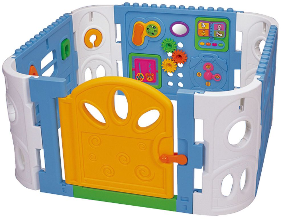 Details about Baby Playpen Interactive Baby Room Play