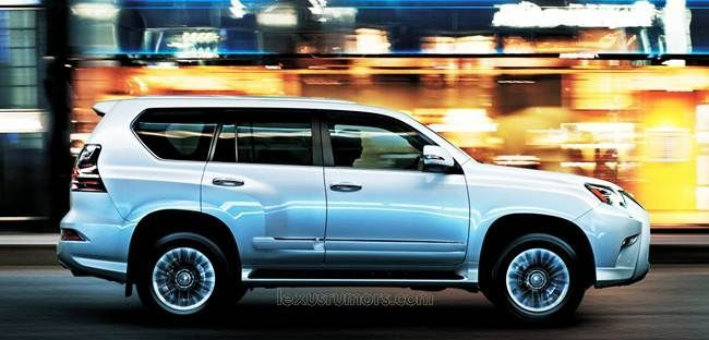 Cool Lexus 2017 Gx 460 Luxury Suv Redesign Dreamin Away