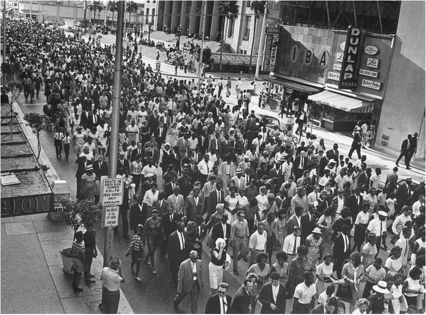 Selma 1965 Violence