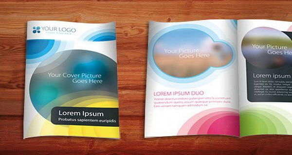 30 Free Brochure Templates for Download Free brochure, Brochure - business pamphlet templates free