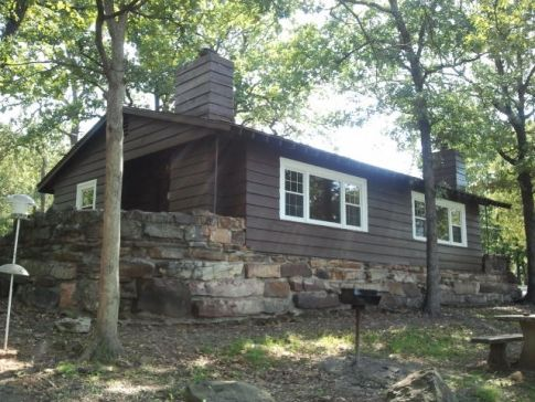 Check Into Your Tenkiller State Park Cabin Or Lodge Room On Sunday Or  Monday. Stay Three Consecutive Nights At This Oklahoma State Park In Vian  And Get Your ...