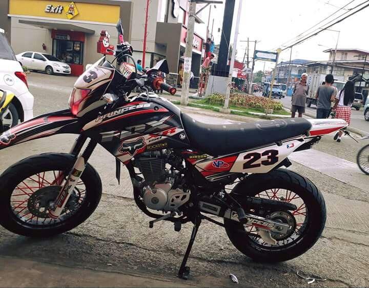 Honda Xr 150l Bross Motos