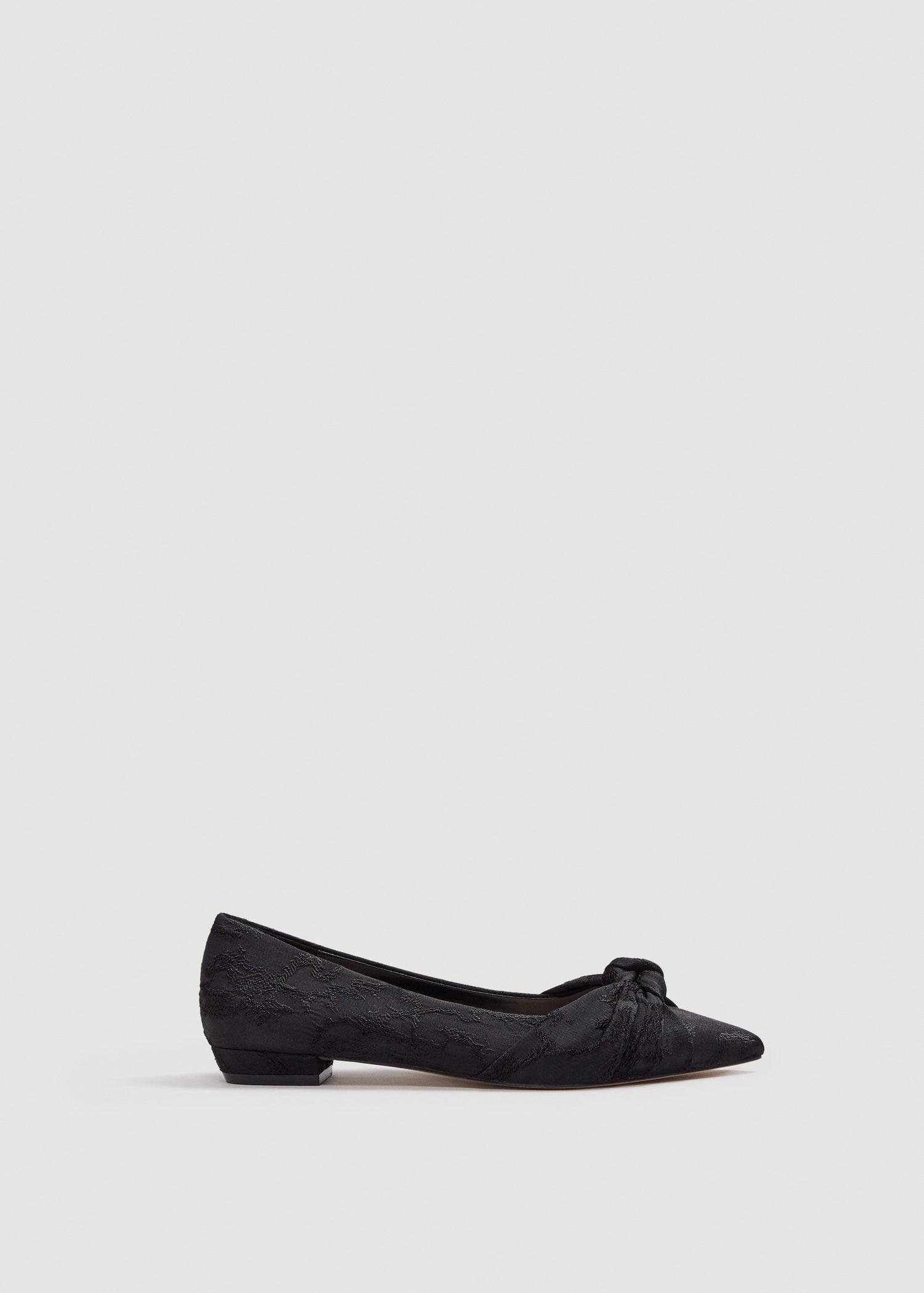 9005c92a091e42 Mango Knot Heel Shoes - 6½