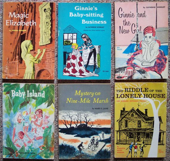 1960 S And 1970 S Scholastic Teen Mystery And Adventure Book