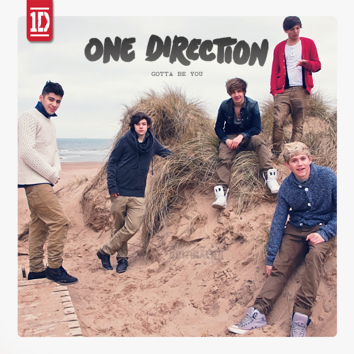 musica gotta be you one direction