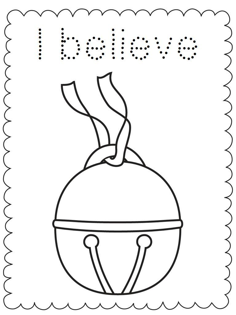 Polar Express Coloring Pages Best Coloring Pages For Kids Polar Express Christmas Party Polar Express Crafts Polar Express Party