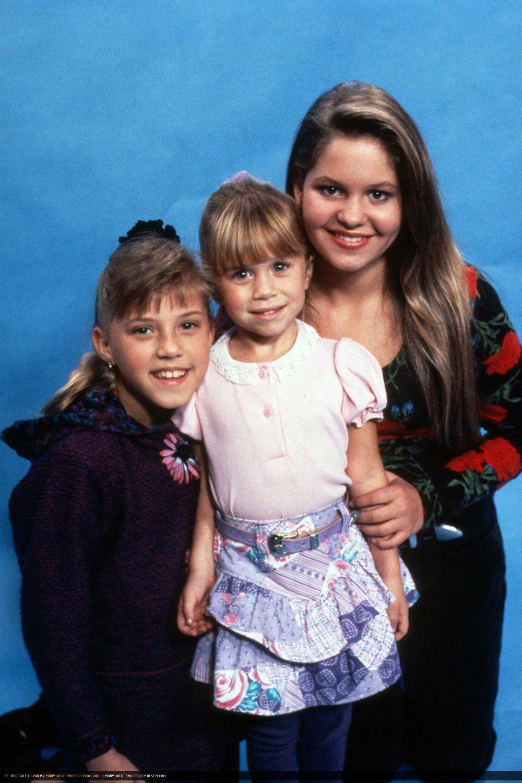 Tanner Sisters Full House Full House Episodes Fuller House