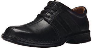 clarks men's touareg vibe oxford  mens casual shoes mens