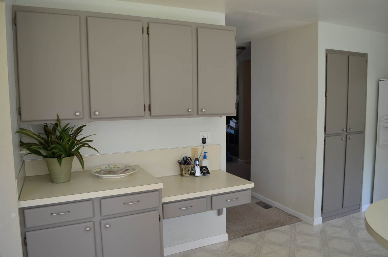 painting laminate cabinets … | Pinteres…