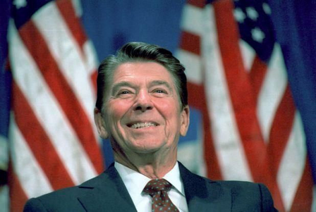 """""""When I took the oath of office, I pledged loyalty to only one interest group– 'We the People'."""" – Ronald Reagan"""