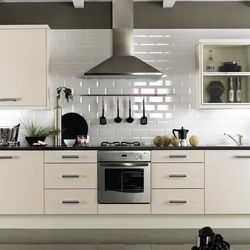 White Kitchen Wall Tiles white brick tiles. with black grout? | kitchen | pinterest | dark