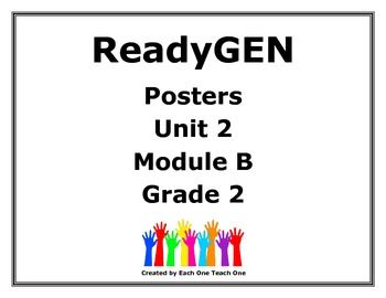 NYC second grade teachers implementing the Ready Gen