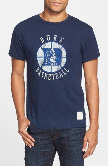Retro Brand Duke Blue Devils Basketball T Shirt Nordstrom Duke Blue Devils Retro Brand Duke Blue Devils Basketball