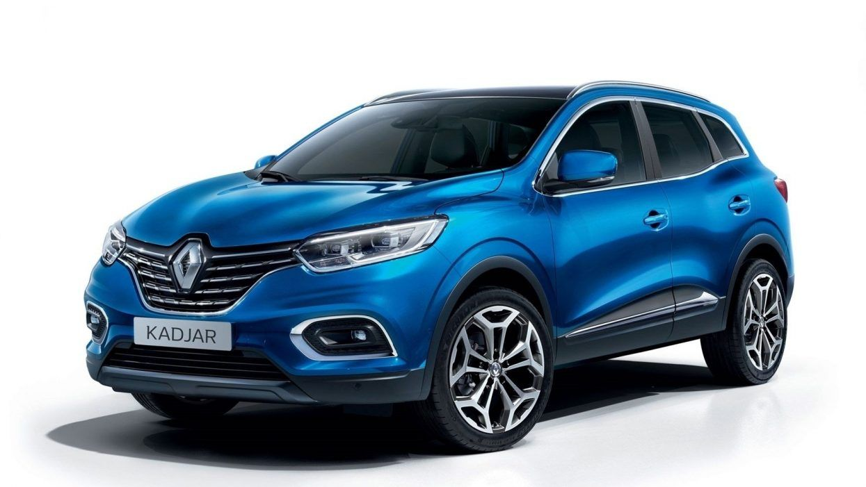 2020 Renault Kadjar Review Engine Interior Release Date Cost