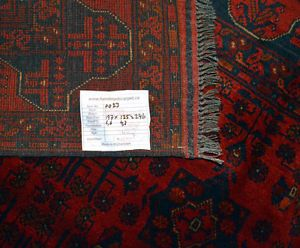 Afghan Khal Mohammadi Rug Handmade Carpet Persian Turkish