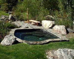 Photo of Image result for in ground jacuzzi