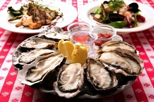グランドセントラルオイスターバーレストラン牡蠣料理が食べ放題の1日限定イベント開催