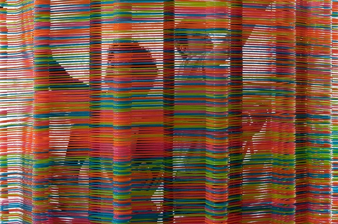 ChromaticScreen © Dinis Sottomayor http://likearchitects.com/projects/chromatic-screen/