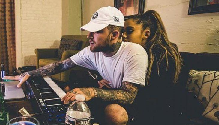 Ariana Grande hace tierno homenaje a Mac Miller en Instagram; ella aún lo extraña