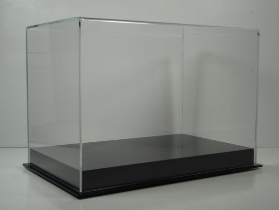 Custom Acrylic Display Case Fabrication Made To Your