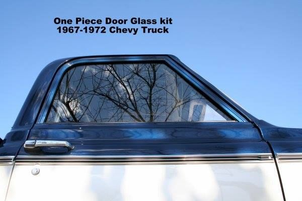 One Piece Window Kit Available Either 1 Powered Or Non Powered 2 Clear Or Tinted Glass 3 With Or Without The Front Gmc Truck Classic Truck Chevy