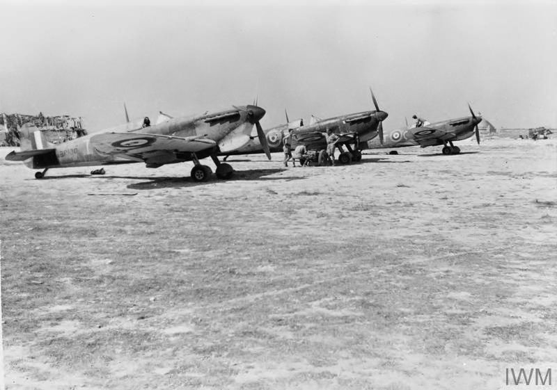 ROYAL AIR FORCE OPERATIONS IN MALTA, GIBRALTAR AND THE
