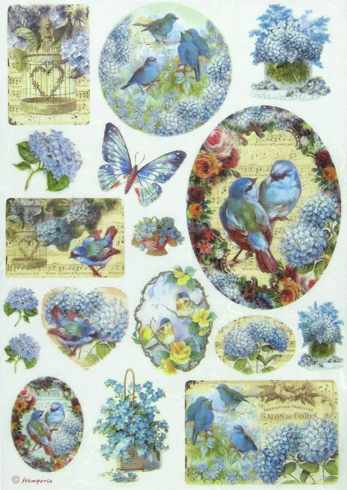 43++ Decoupage rice paper for crafts ideas in 2021