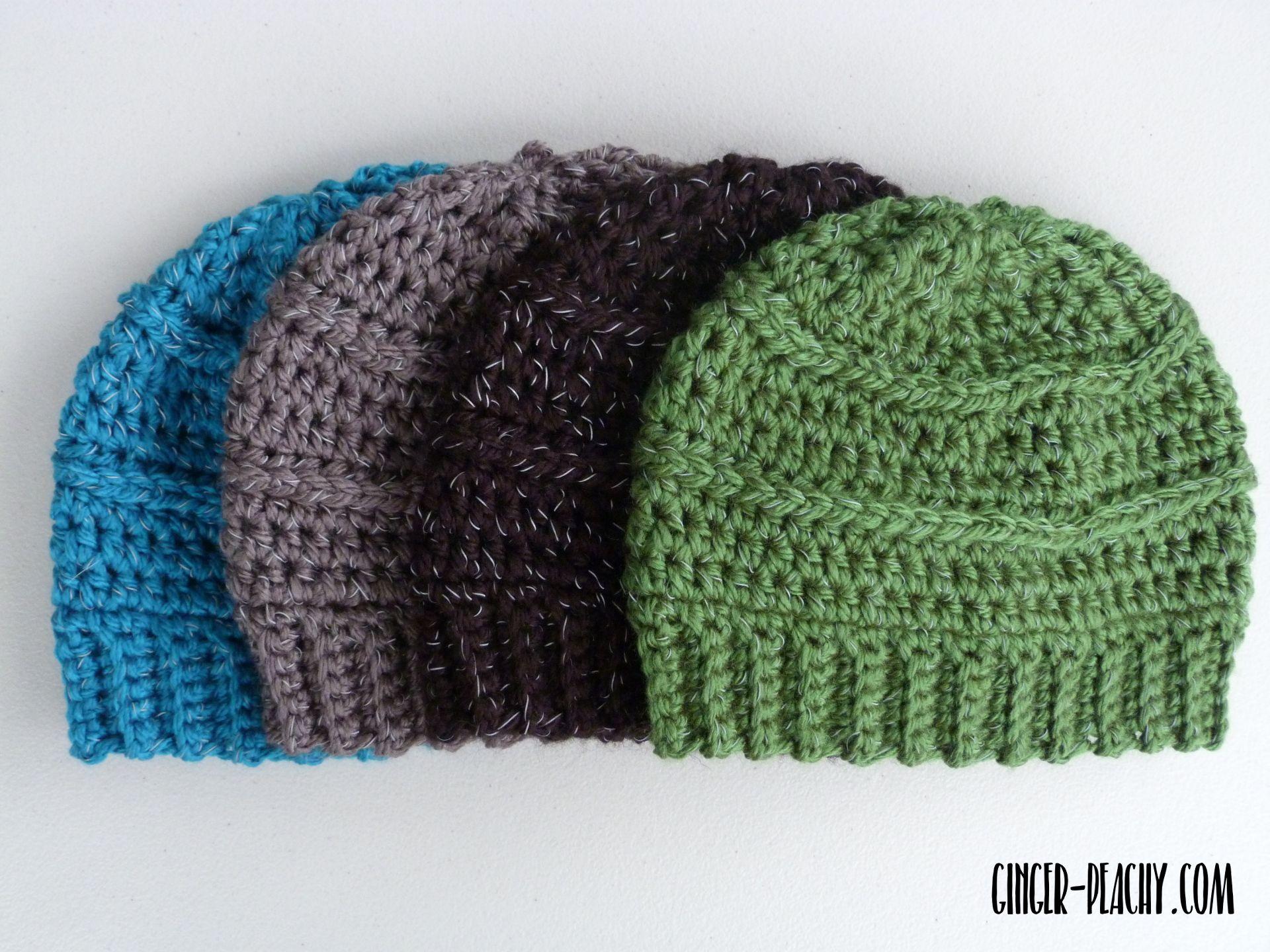 Reflective Cody Beanie | Free crochet, Crochet and Patterns