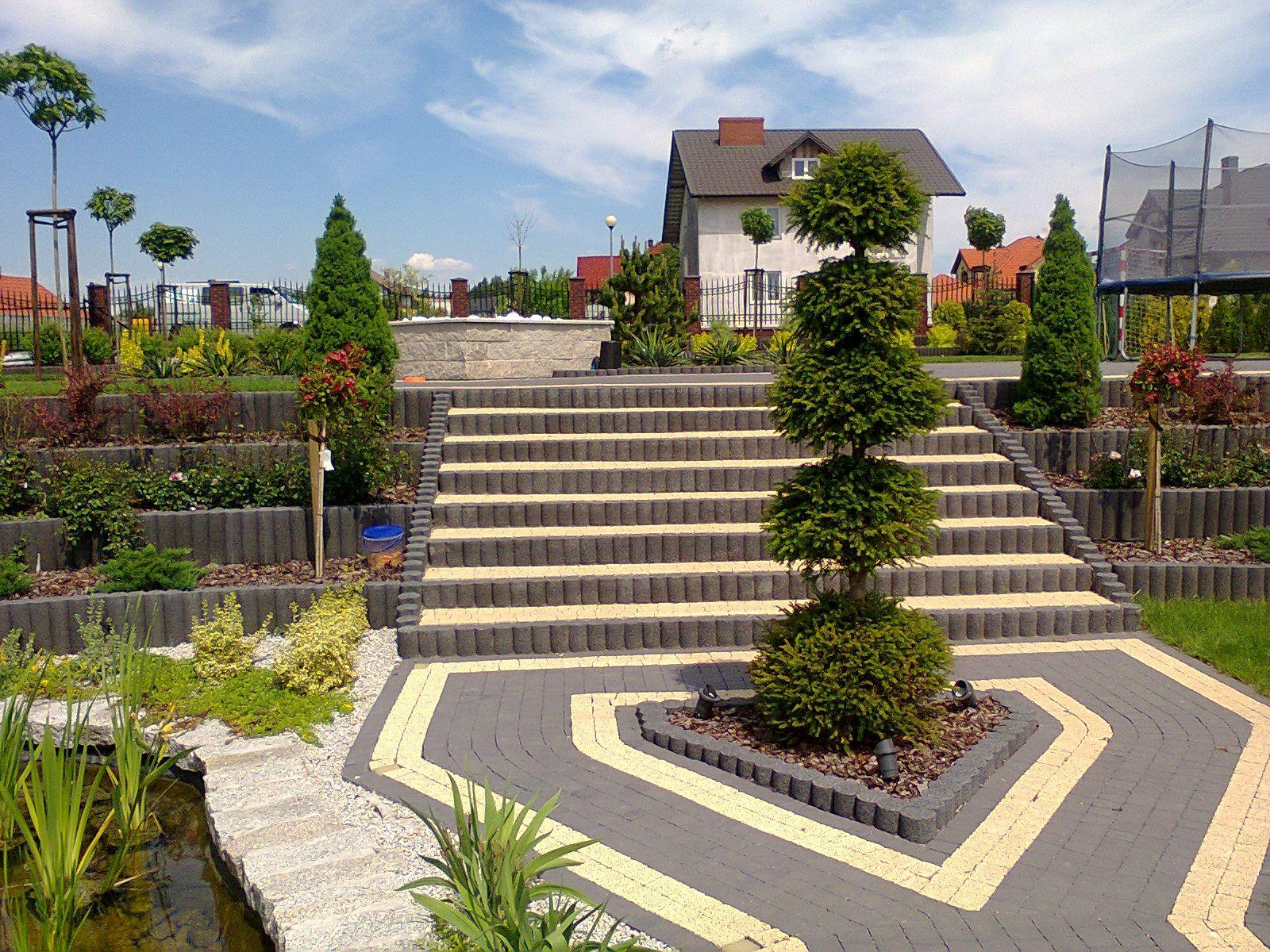 70 best garden modern images on pinterest garden modern auras garden design projekt ogrodu i realizacja kielce ogrOd nowoczesny z oczkiem