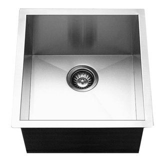 Houzer CTR-1700-1 One of the larger prep sinks