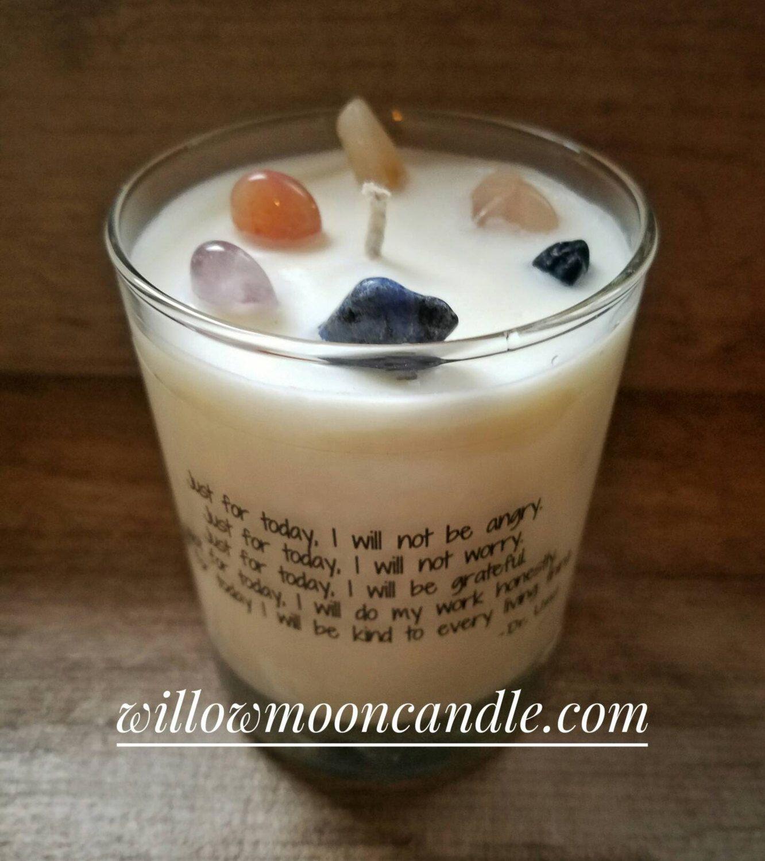 Chakra candle, gemstone candle, reiki charged, reiki candle, spiritual candle, energy candle, meditation candle ,crystal candle,reiki energy by willowmooncandle on Etsy https://www.etsy.com/au/listing/502536353/chakra-candle-gemstone-candle-reiki