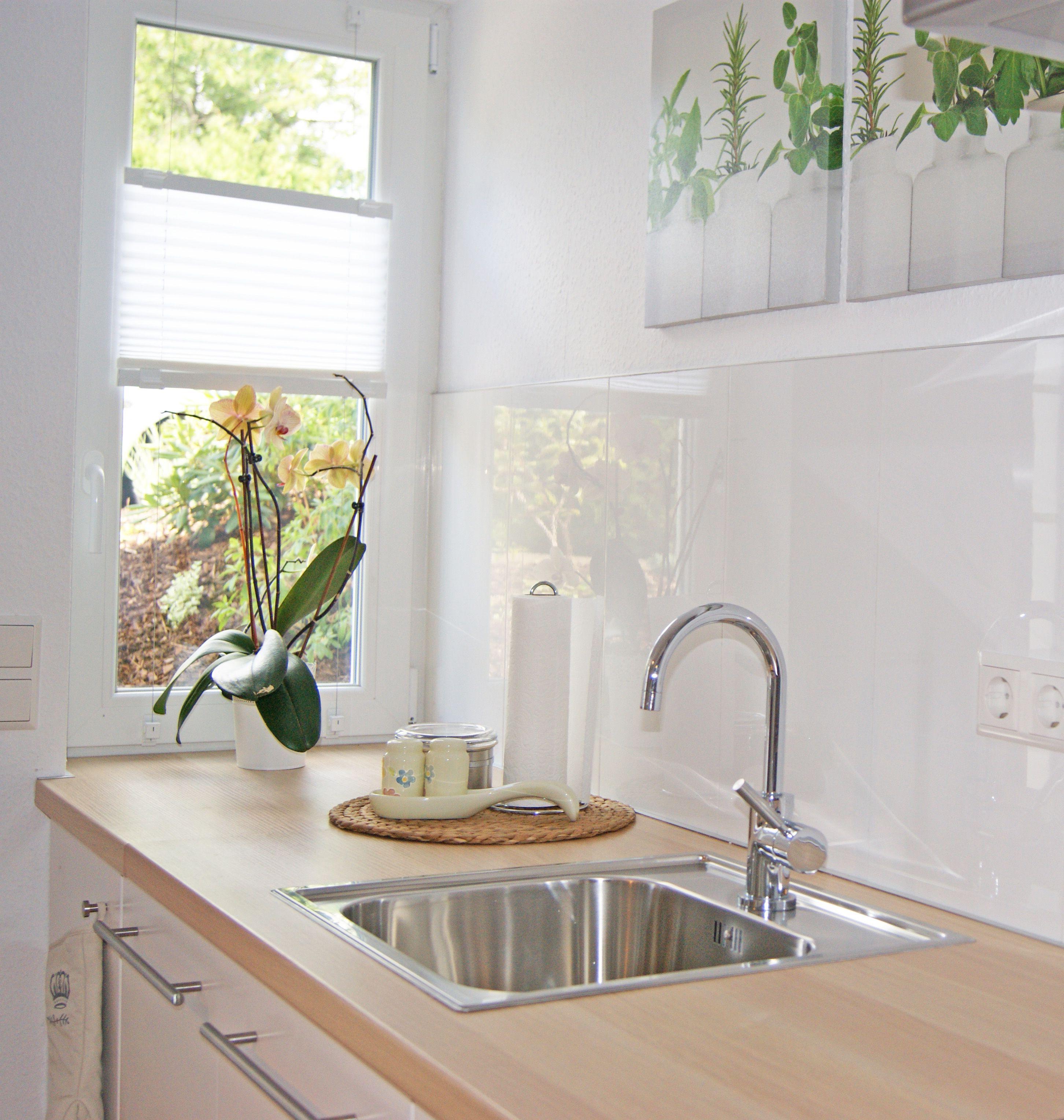 #plissee #küche #weiß Macht Euer Zuhause schöner mit unseren Plissees.