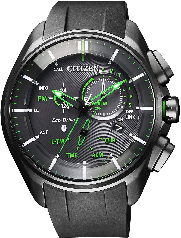 Citizen ecodrive bluetooth super titanium model men watch