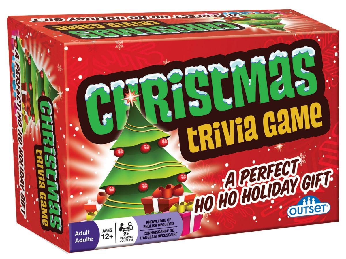 Outset Media Christmas Trivia Game & Reviews Macy's