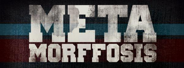 Band logo by Metamorffosis.