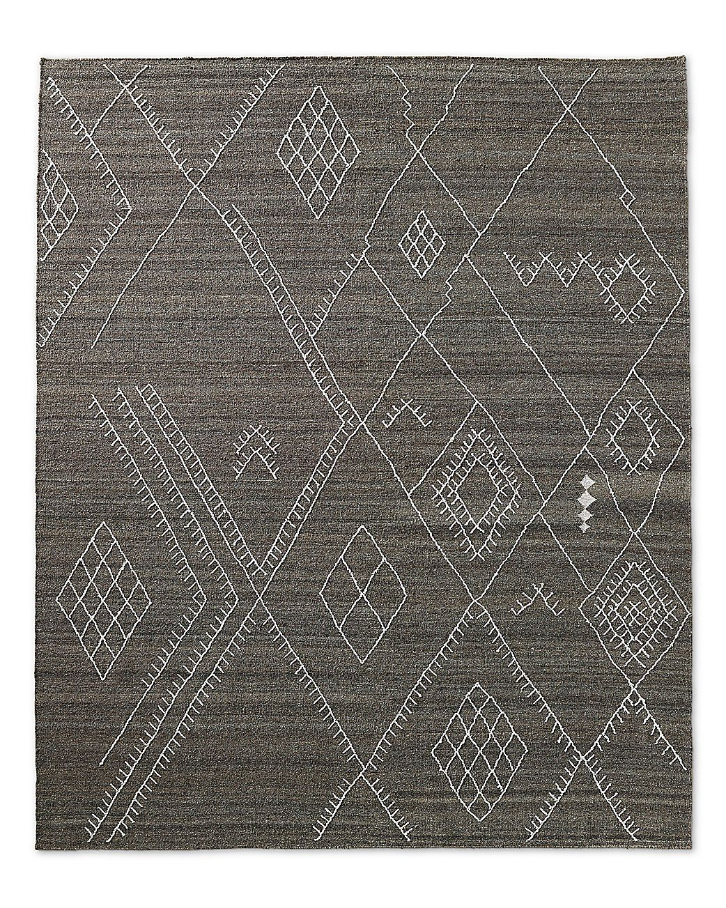 Charcoal Carpet Bedroom Sarto Embroidered Flatweave Rug Charcoal For The Home