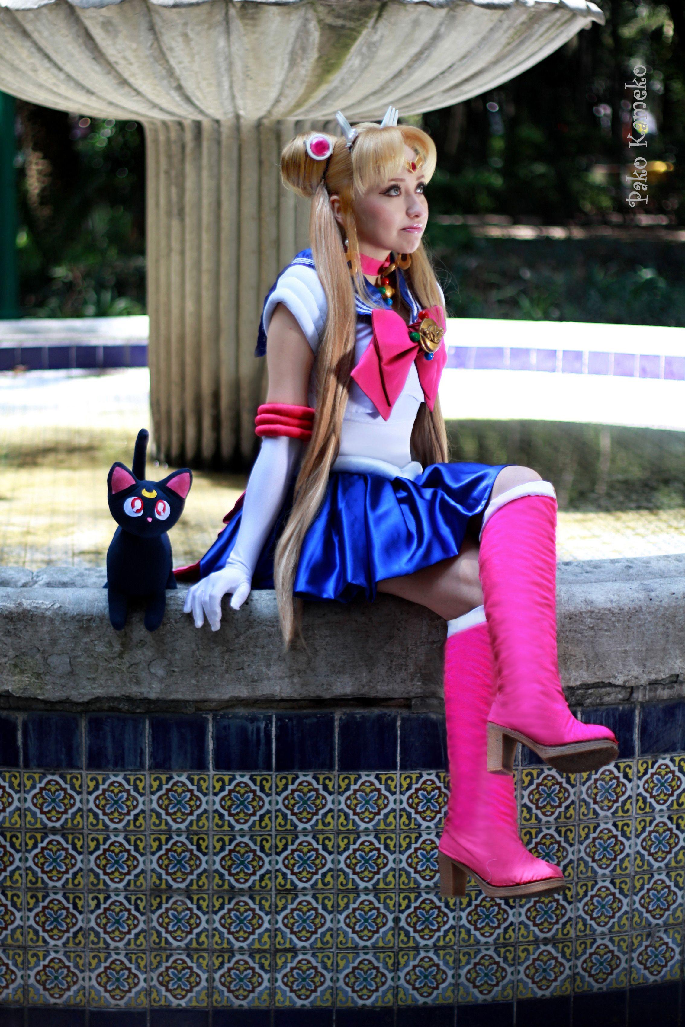 Sailor Moon cosplay | COSPLAY, HOLLOWEEN | Sailor moon ...
