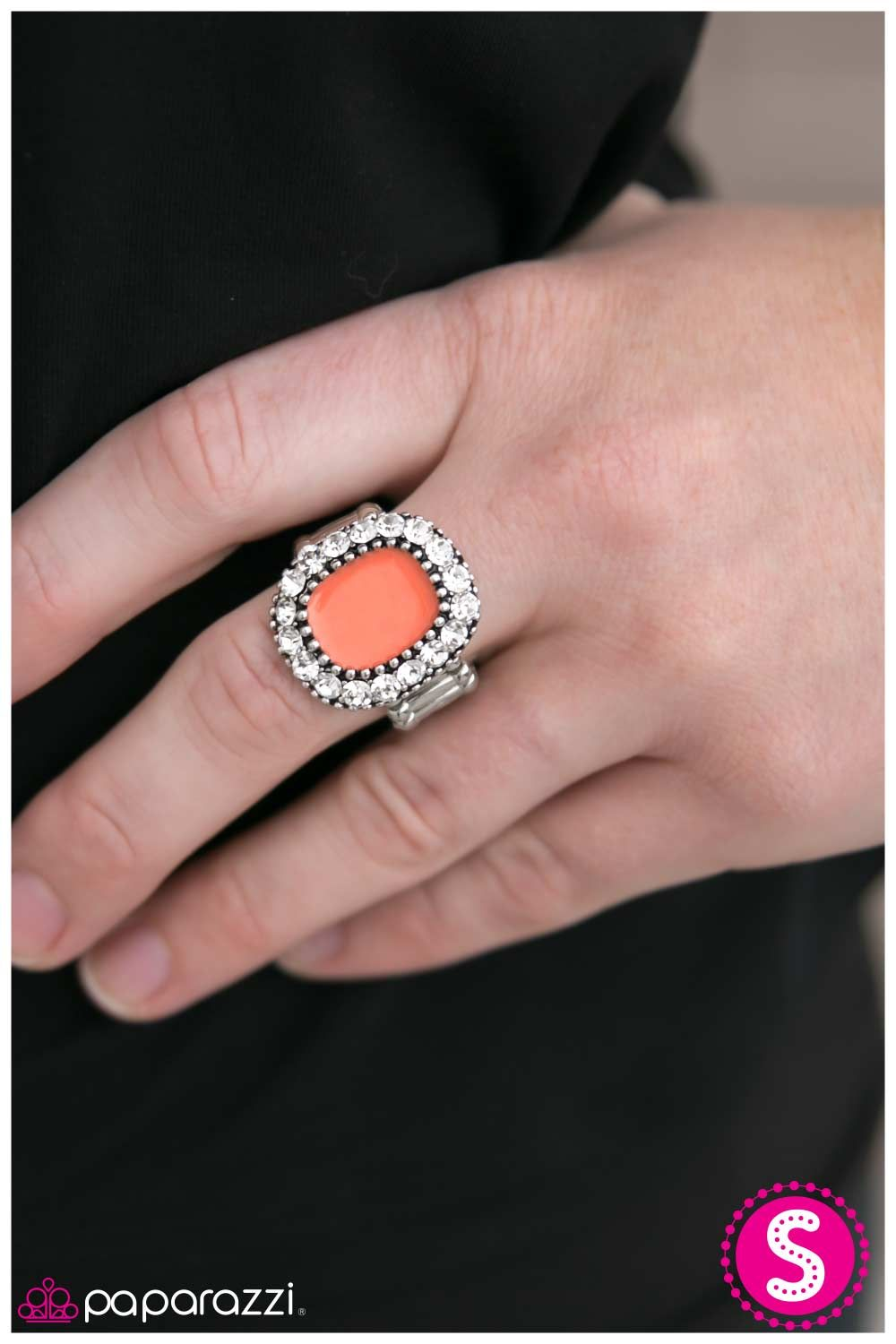 The Royal Yacht - Orange | Rings only $5 a piece | Pinterest | Ring