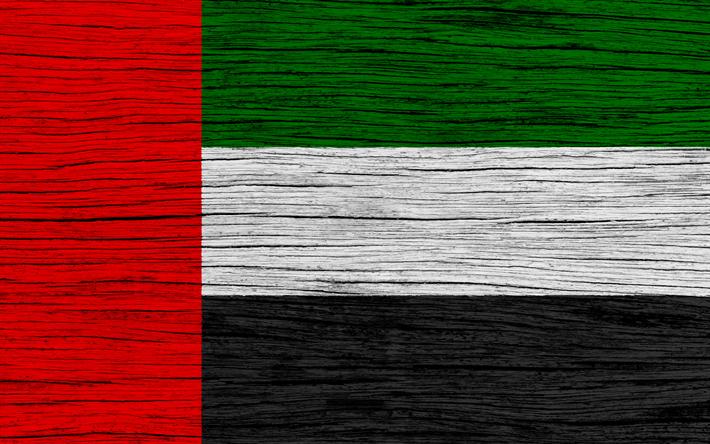 Download Wallpapers Flag Of Uae 4k Asia Wooden Texture Emirate Flag National Symbols Uae Flag Art United Arab Emirates Uae Flag Flag Art Emirates Flag