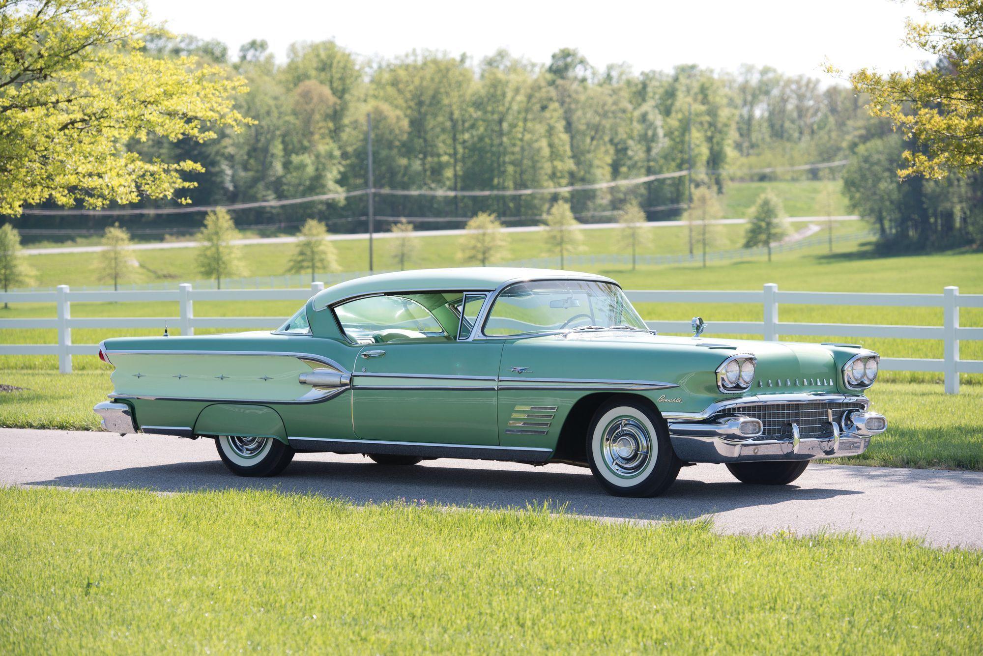 Pics photos 1958 pontiac for sale - Af13_r191_01 Jpg 2 000 1 335 Pixels Pontiac Bonneville