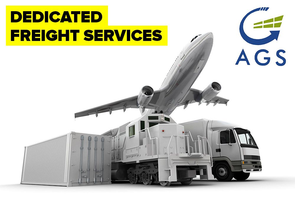list of Shipping companies in Dubai - AGS LOGISTICS LLC