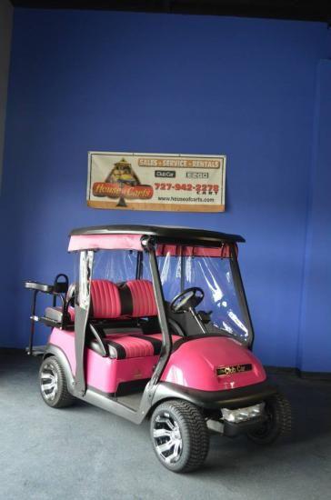Used Yamaha golf carts sale at low cost | Custom Golf carts